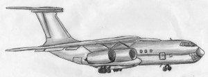 Esquisse IL-76  1